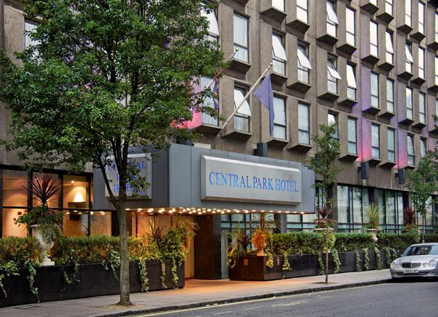 Central Park Hotel London - dream vacation