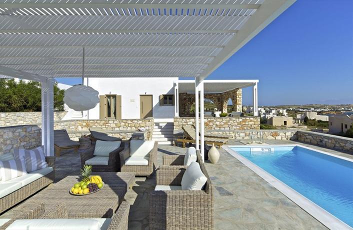 MG Properties Paros - dream vacation