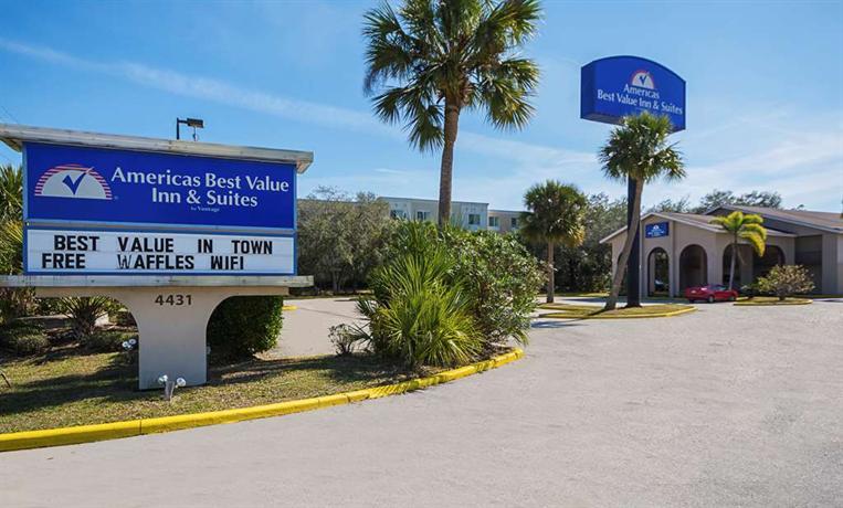 Americas Best Value Inn & Suites Melbourne Florida - dream vacation