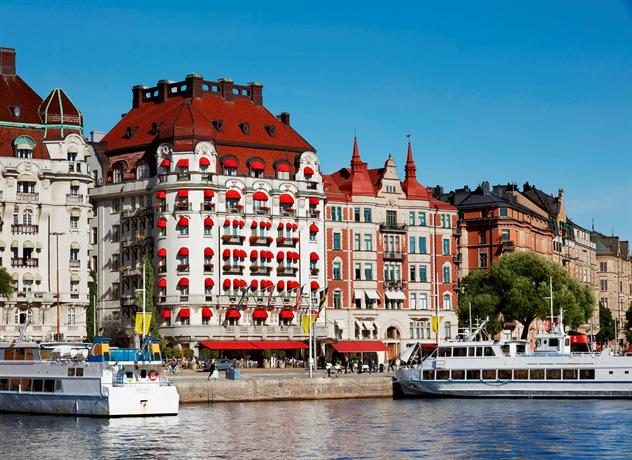 Hotel Diplomat Stockholm - dream vacation