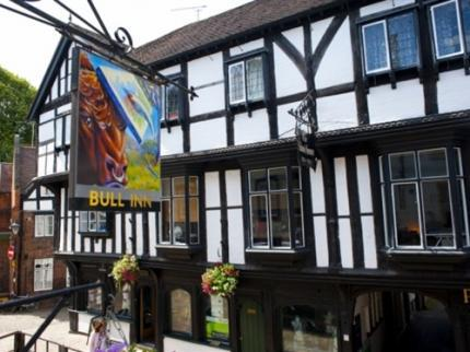 The Bull Inn Shrewsbury - dream vacation