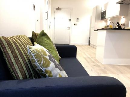 Reading Station Apartment - dream vacation