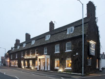 Goddard Arms Hotel Swindon - dream vacation