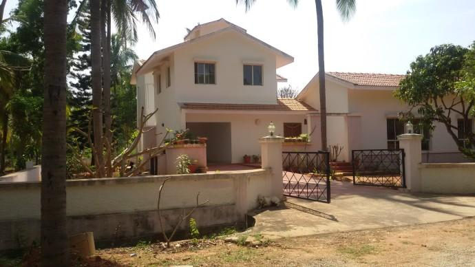 Homestay in Devanahalli near Bengaluru International Airport - dream vacation