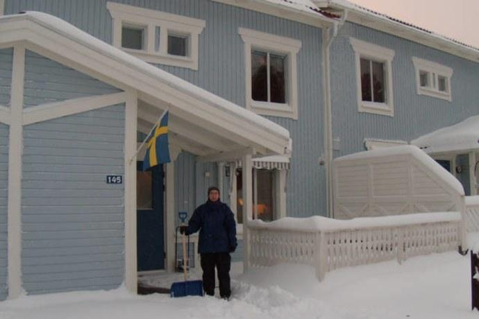 Homestay In Ostra Ersboda Umea - dream vacation