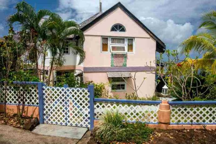 Homestay in Vieux Fort near Hewanorra International Airport - dream vacation