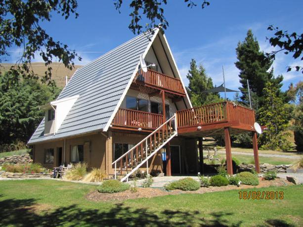 Homestay in Omarama near Lindis Pass - dream vacation