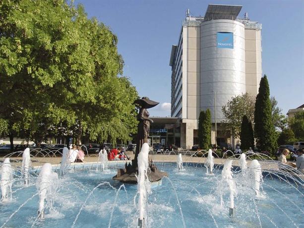 Novotel Szeged - dream vacation
