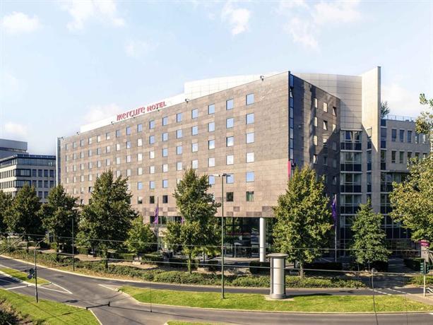 Mercure Hotel Duesseldorf Seestern - dream vacation