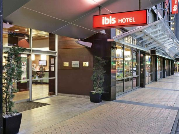 Ibis Wellington - dream vacation