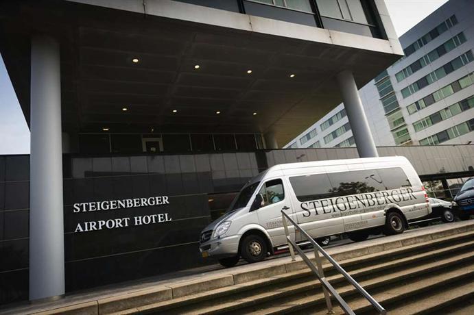 Steigenberger Airport Hotel Amsterdam - dream vacation