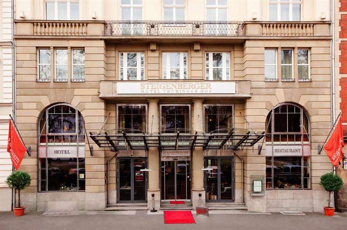 Steigenberger Hotel Thuringer Hof - dream vacation