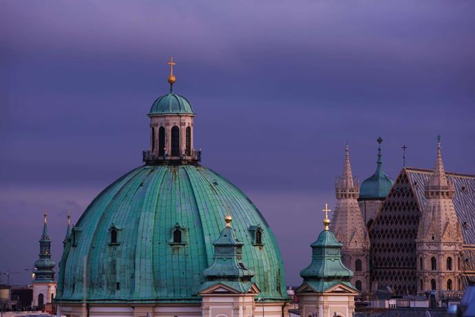 Steigenberger Hotel Herrenhof Wien - dream vacation