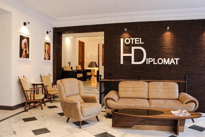 Hotel Diplomat Tbilisi - dream vacation