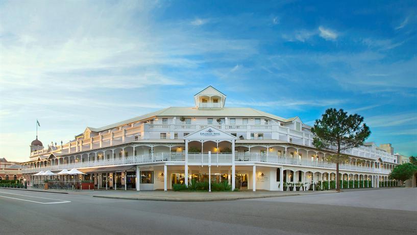Esplanade Hotel Fremantle Perth - dream vacation