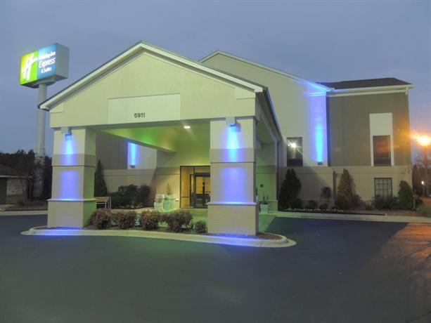Holiday Inn Express Trussville - dream vacation