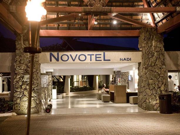 Novotel Nadi - dream vacation