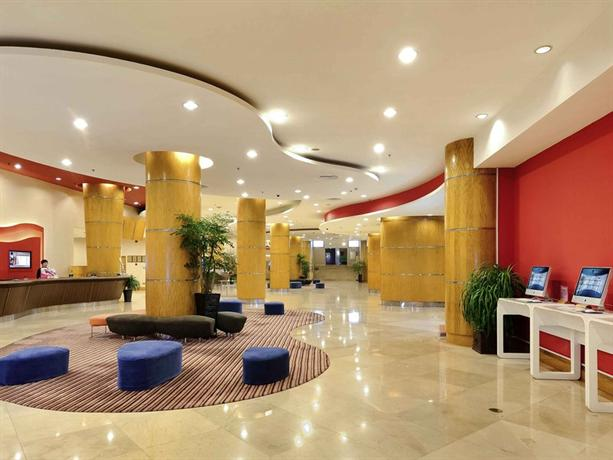 Novotel Beijing Xinqiao - dream vacation