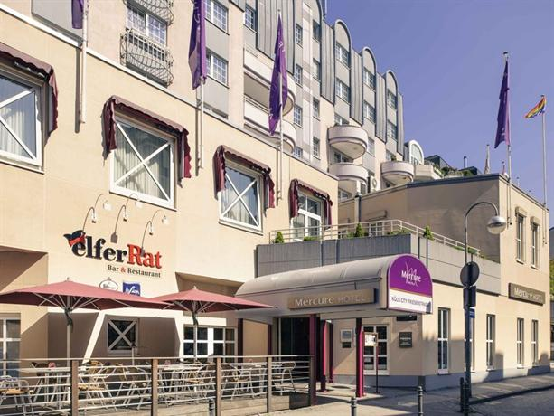 Mercure Hotel Koeln City Friesenstrasse - dream vacation