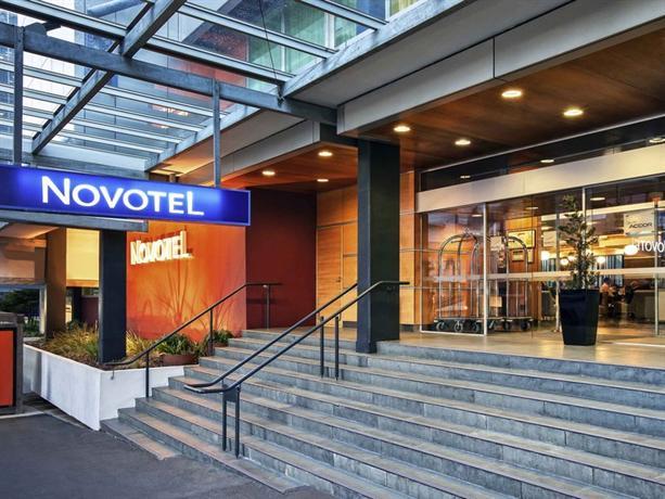 Novotel Wellington - dream vacation