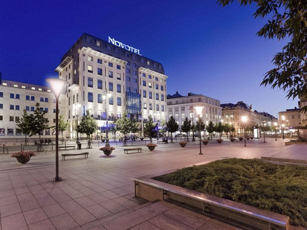 Novotel Vilnius Centre - dream vacation