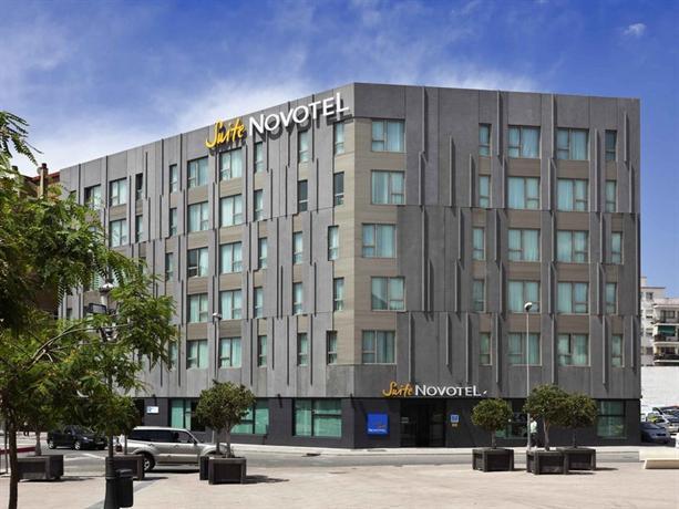 Novotel Suites Malaga Centro - dream vacation