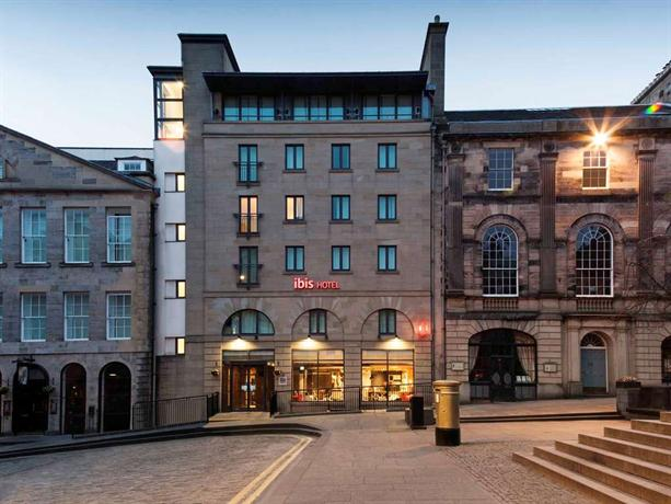 Ibis Edinburgh Centre Royal Mile - dream vacation