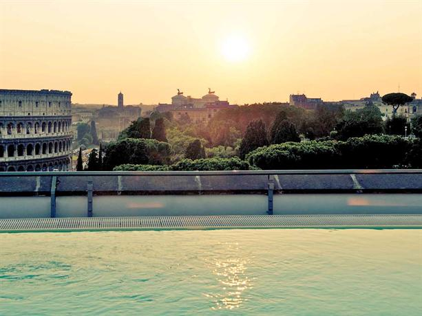 Mercure Roma Centro Colosseo - dream vacation
