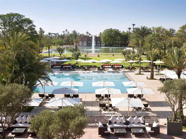Pullman Marrakech Palmeraie Resort and Spa - dream vacation