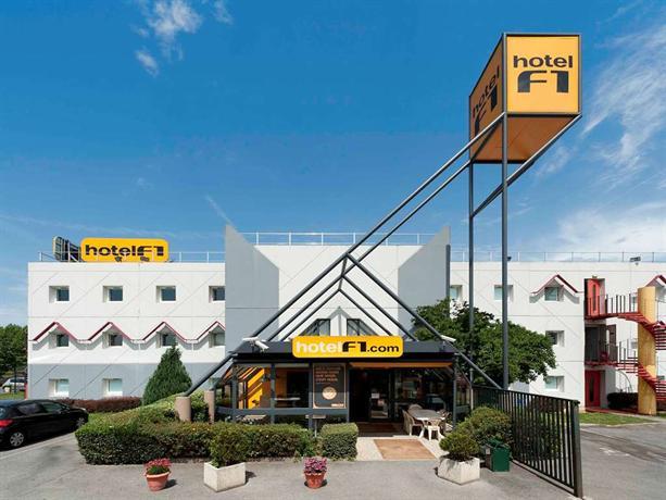 Hotelf1 Dieppe - dream vacation