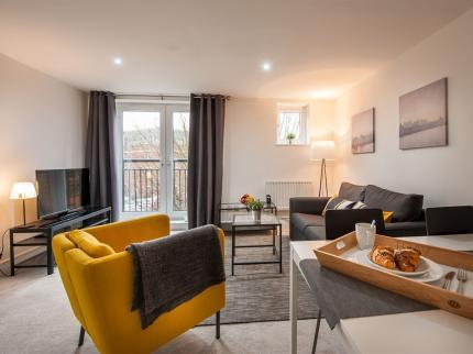 Staff - Apartments at Mayflower Court - dream vacation