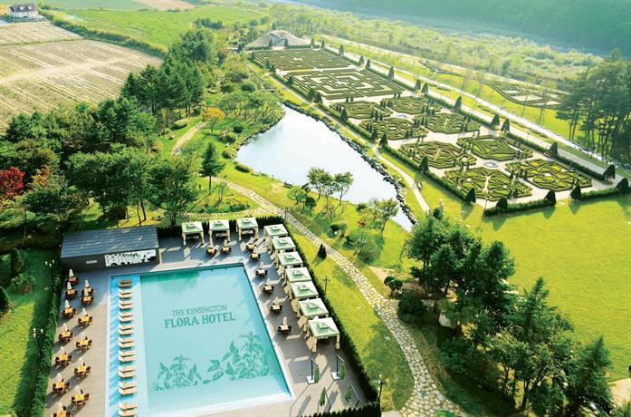Kensington Flora Hotel - dream vacation