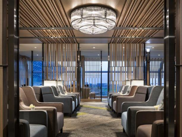 Plaza Premium Lounge Dayuan Township - dream vacation