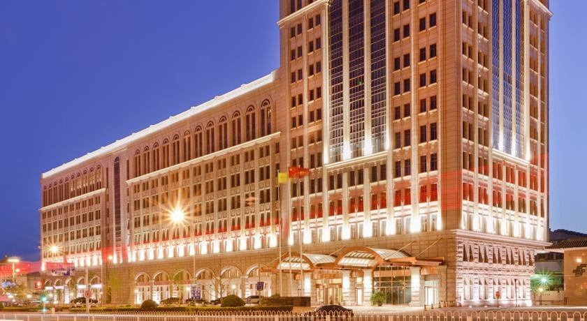 Hunan Building Hotel Beijing