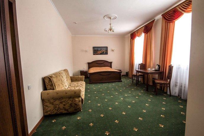Парк-отель Хвалынский