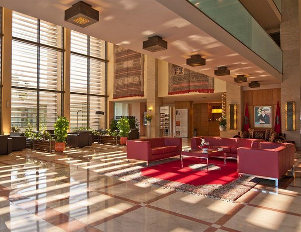 Movenpick Hotel & Casino Malabata Tanger: encuentra el mejor precio
