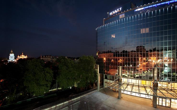 Отель Hyatt Regency Kiev
