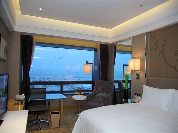 Shanghai Hongqiao Airport Hotel - Air China Images