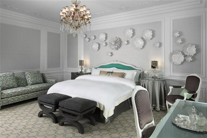 The  ST. Regis Hotel one off many Bedrooms to  choose from