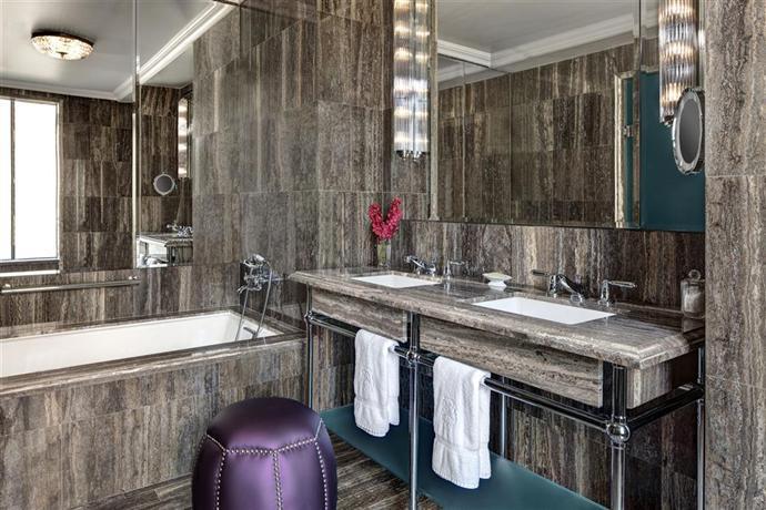 Turkish steam bath at The ST. Regis Hotel