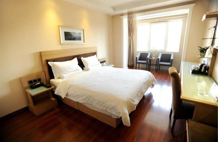Starway Hotel Qinhuangdao Tianshuicaotang