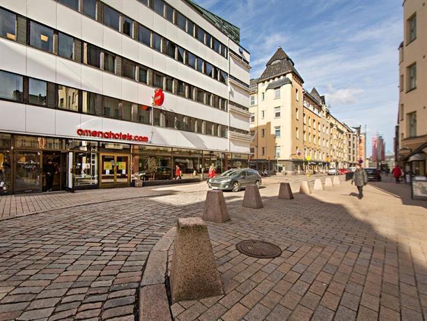 Omena Hotel Helsinki City Centre