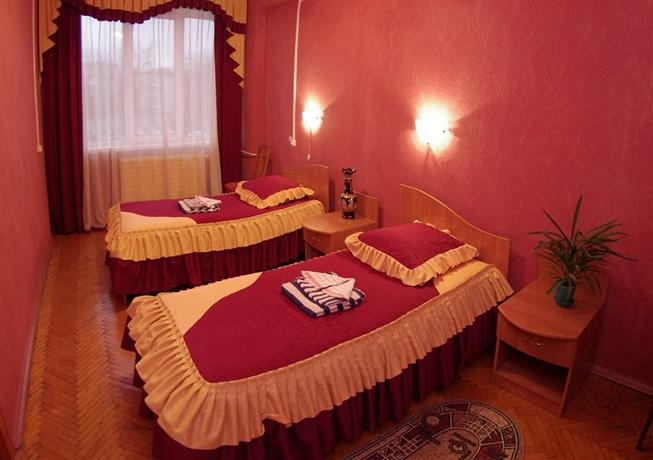 Гостиница Красное Сормово
