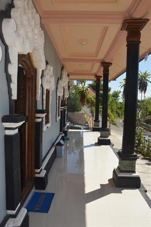 Manta Cottages with Sea View