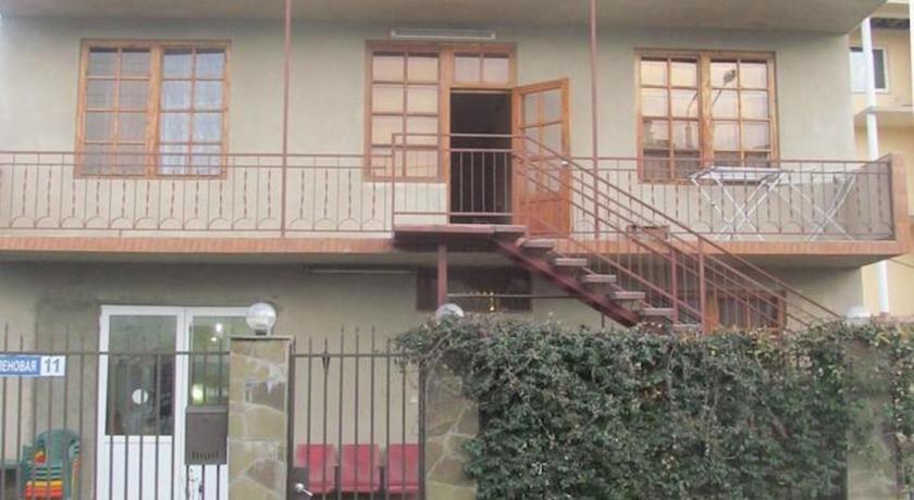 Отель На улице Кленовой