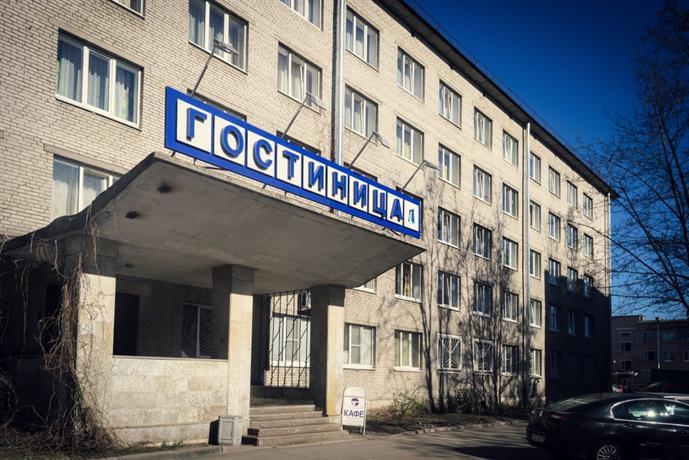 Гостиница Пулково
