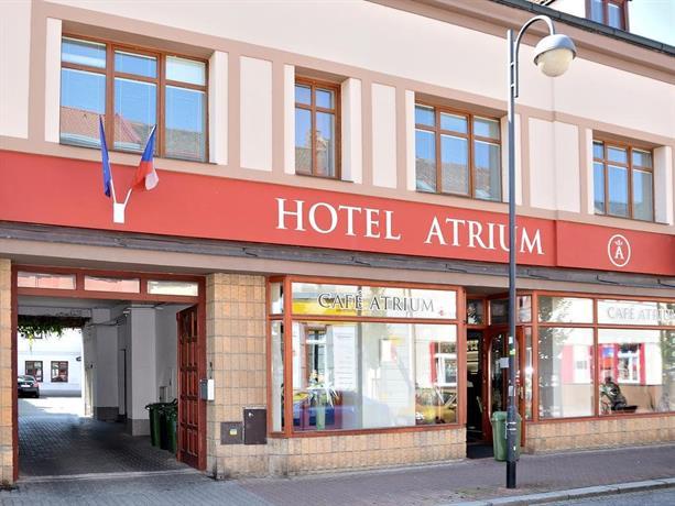 Hotel Atrium Pardubice Images