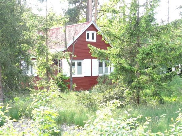 Schwedenhaus im Grünen