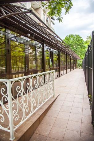 Khosta Garden Hotel