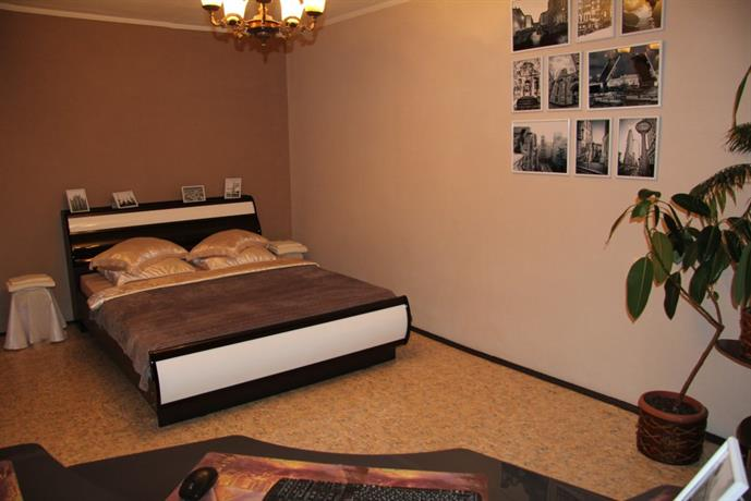 Apartment Olivia na 50 let Oktyabrya